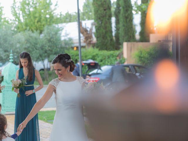 La boda de Bea y Andrés en Granada, Granada 22