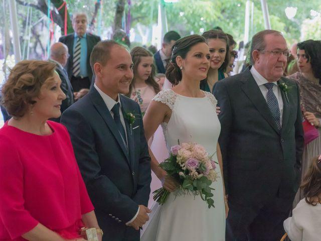 La boda de Bea y Andrés en Granada, Granada 23
