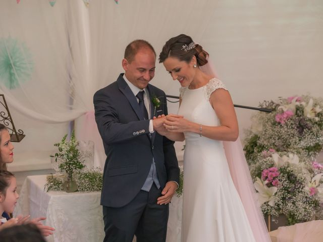 La boda de Bea y Andrés en Granada, Granada 24