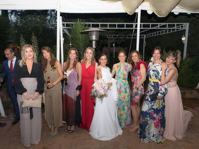 La boda de Bea y Andrés en Granada, Granada 26
