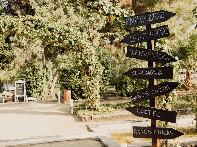 La boda de Jorge y María en Chiva, Valencia 35