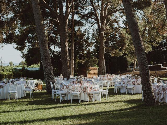 La boda de Jorge y María en Chiva, Valencia 42