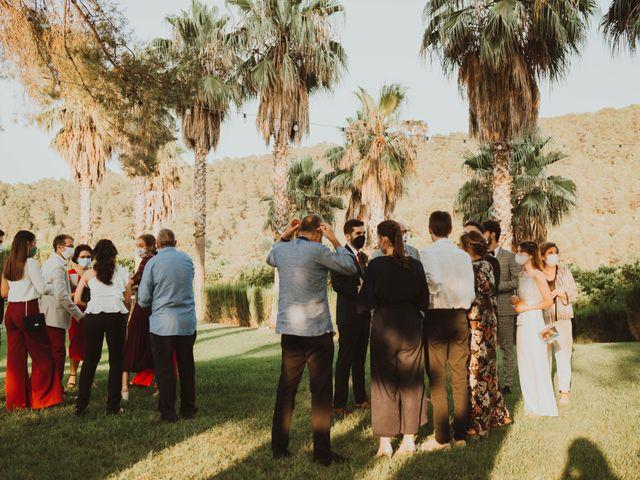 La boda de Jorge y María en Chiva, Valencia 51