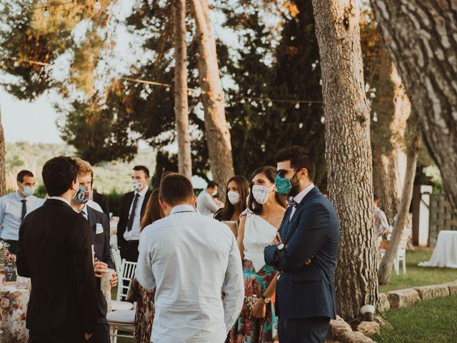 La boda de Jorge y María en Chiva, Valencia 56