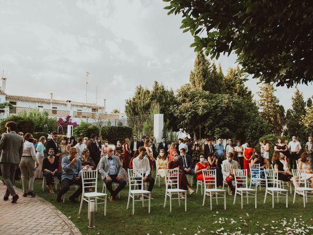 La boda de Jorge y María en Chiva, Valencia 58