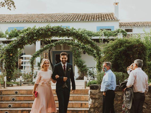 La boda de Jorge y María en Chiva, Valencia 61