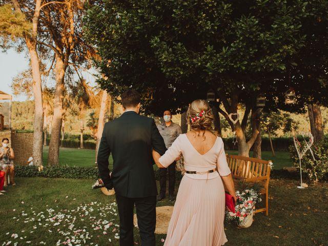 La boda de Jorge y María en Chiva, Valencia 62