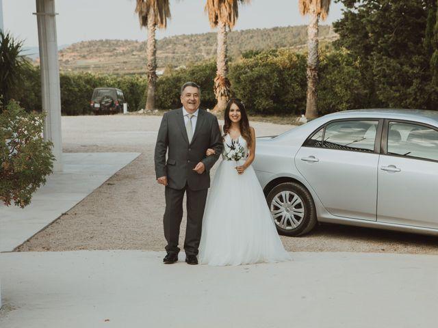 La boda de Jorge y María en Chiva, Valencia 69
