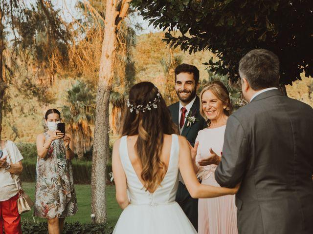 La boda de Jorge y María en Chiva, Valencia 70