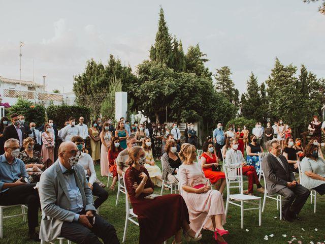 La boda de Jorge y María en Chiva, Valencia 77