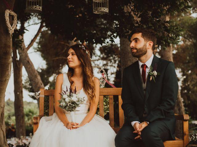 La boda de Jorge y María en Chiva, Valencia 79