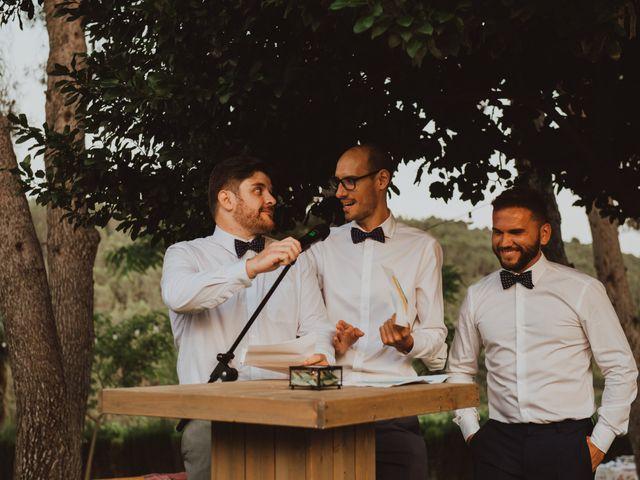 La boda de Jorge y María en Chiva, Valencia 85