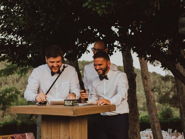 La boda de Jorge y María en Chiva, Valencia 86