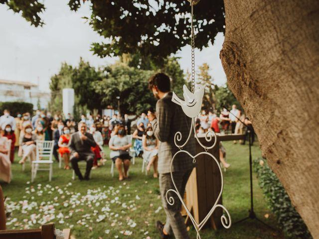 La boda de Jorge y María en Chiva, Valencia 89
