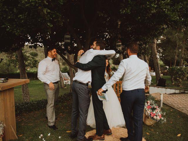 La boda de Jorge y María en Chiva, Valencia 91