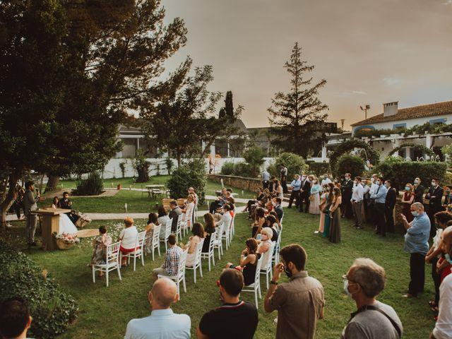 La boda de Jorge y María en Chiva, Valencia 94