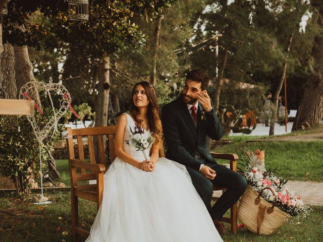 La boda de Jorge y María en Chiva, Valencia 96