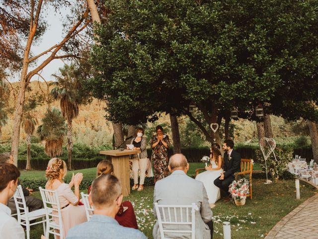 La boda de Jorge y María en Chiva, Valencia 107