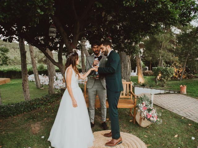 La boda de Jorge y María en Chiva, Valencia 110