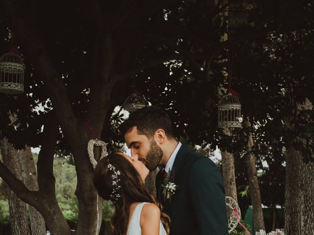 La boda de Jorge y María en Chiva, Valencia 122