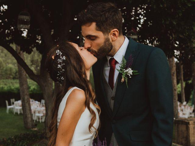 La boda de Jorge y María en Chiva, Valencia 123
