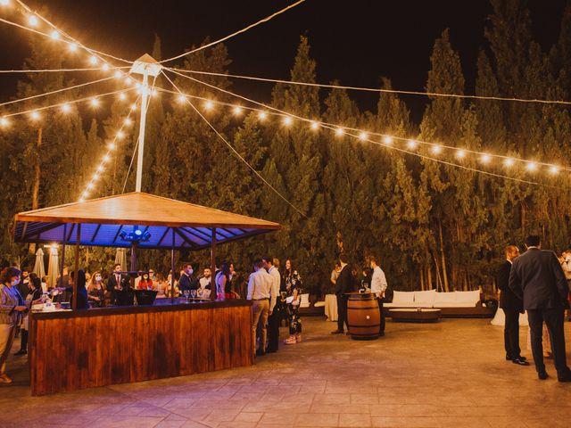 La boda de Jorge y María en Chiva, Valencia 135
