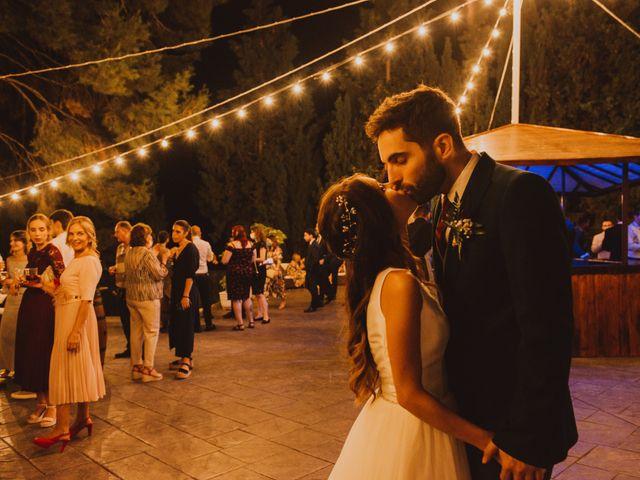 La boda de Jorge y María en Chiva, Valencia 136