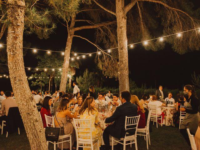 La boda de Jorge y María en Chiva, Valencia 137