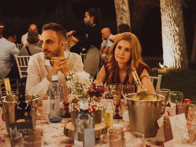 La boda de Jorge y María en Chiva, Valencia 140