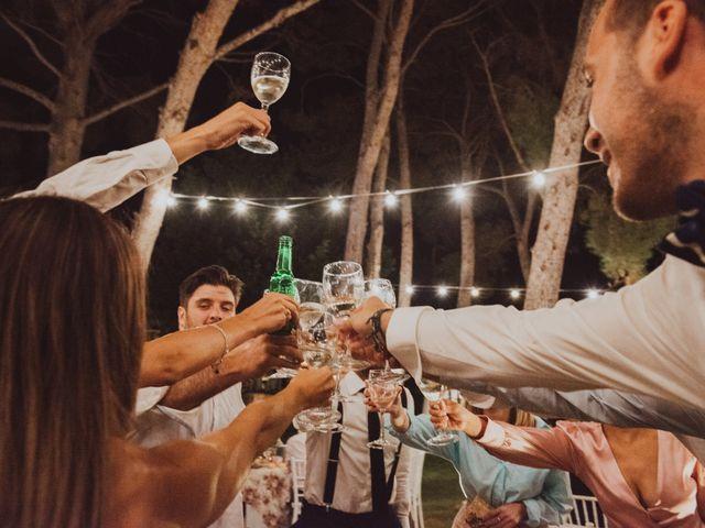 La boda de Jorge y María en Chiva, Valencia 145