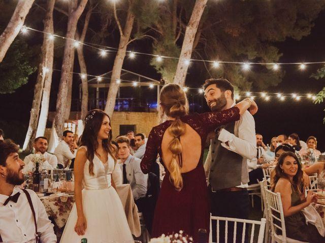 La boda de Jorge y María en Chiva, Valencia 149