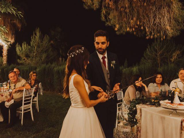 La boda de Jorge y María en Chiva, Valencia 157