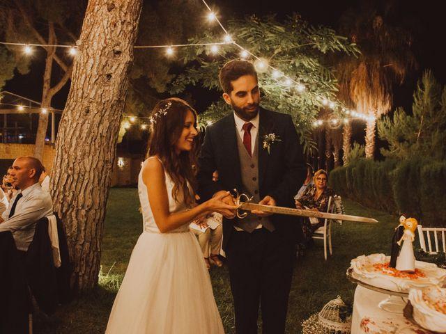 La boda de Jorge y María en Chiva, Valencia 158
