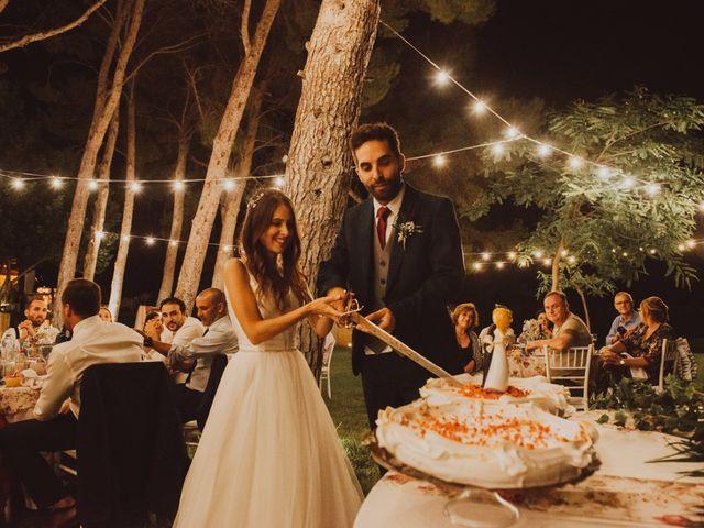 La boda de Jorge y María en Chiva, Valencia 160
