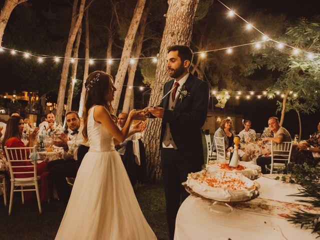 La boda de Jorge y María en Chiva, Valencia 161