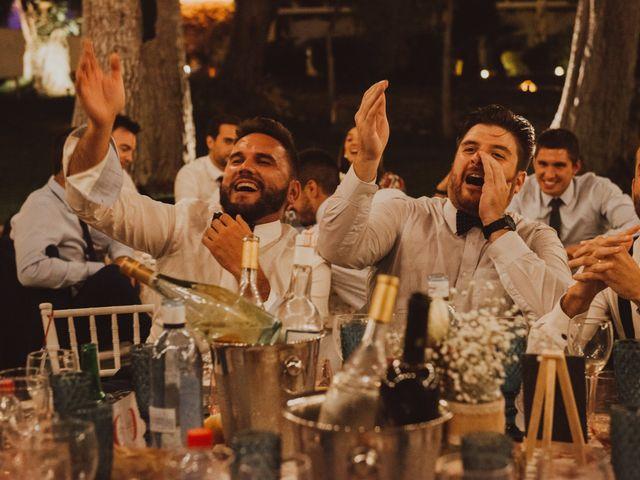 La boda de Jorge y María en Chiva, Valencia 162