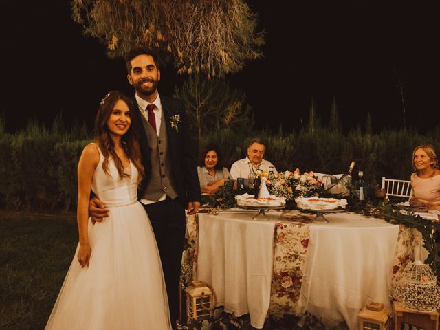 La boda de Jorge y María en Chiva, Valencia 166