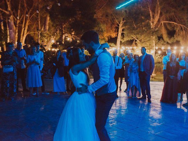 La boda de Jorge y María en Chiva, Valencia 170