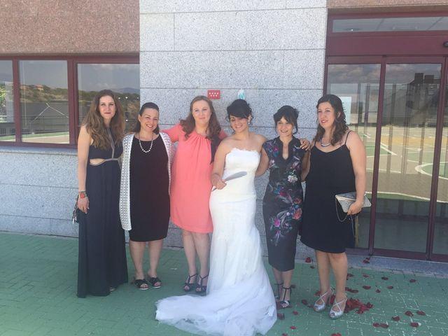 La boda de Jose y Marta en Torrelodones, Madrid 8