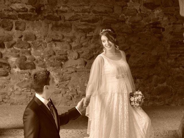 La boda de Alba y Óscar en Caldes De Montbui, Barcelona 4