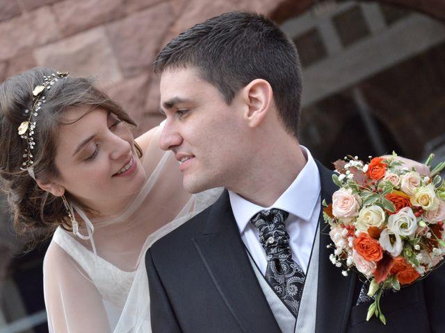 La boda de Alba y Óscar en Caldes De Montbui, Barcelona 6