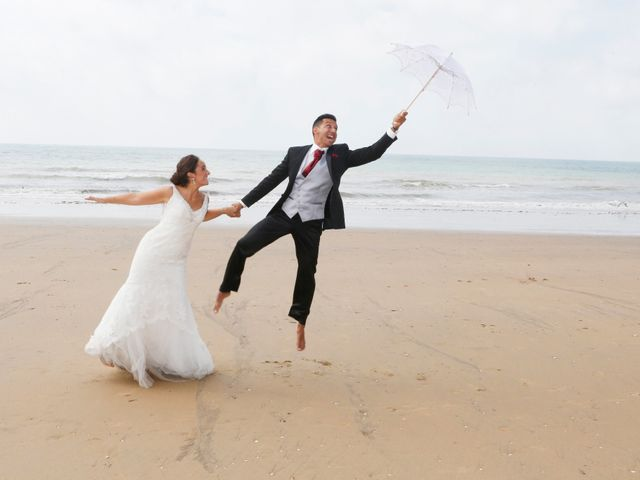 La boda de Rocio y Francisco