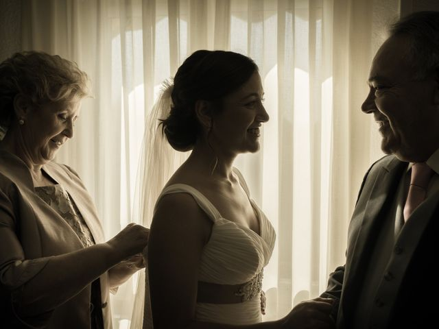 La boda de Benedicto y Vanesa en Hoyo De Manzanares, Madrid 5