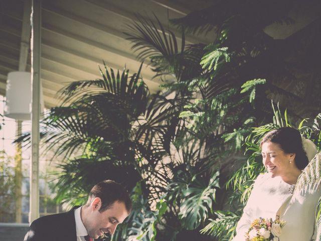 La boda de Benedicto y Vanesa en Hoyo De Manzanares, Madrid 11