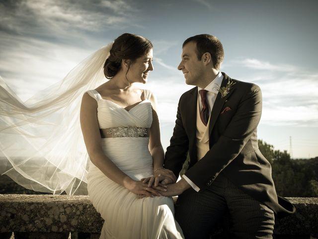 La boda de Benedicto y Vanesa en Hoyo De Manzanares, Madrid 15