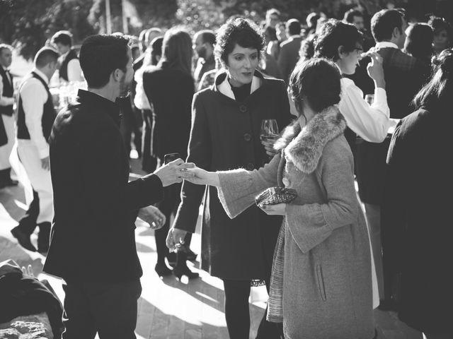 La boda de Benedicto y Vanesa en Hoyo De Manzanares, Madrid 21