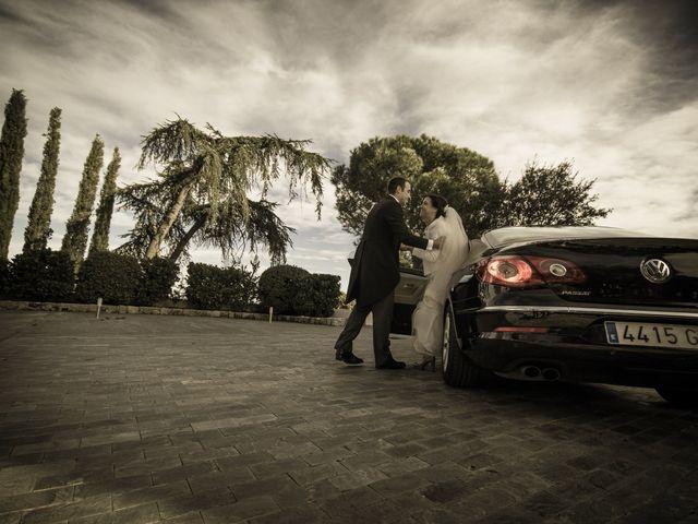 La boda de Benedicto y Vanesa en Hoyo De Manzanares, Madrid 26