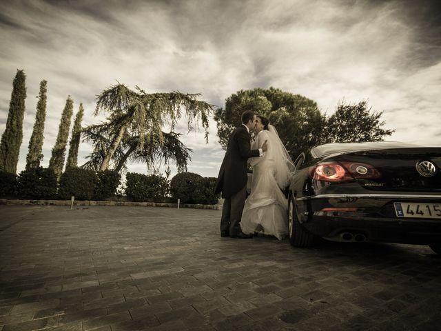 La boda de Benedicto y Vanesa en Hoyo De Manzanares, Madrid 27