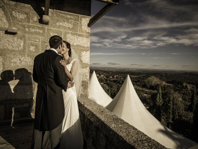 La boda de Benedicto y Vanesa en Hoyo De Manzanares, Madrid 31