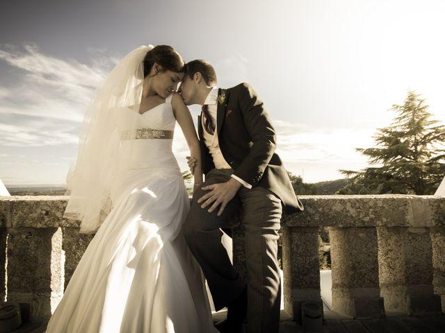 La boda de Benedicto y Vanesa en Hoyo De Manzanares, Madrid 1